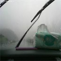 Are there any quick tips to de-mist a windscreen?