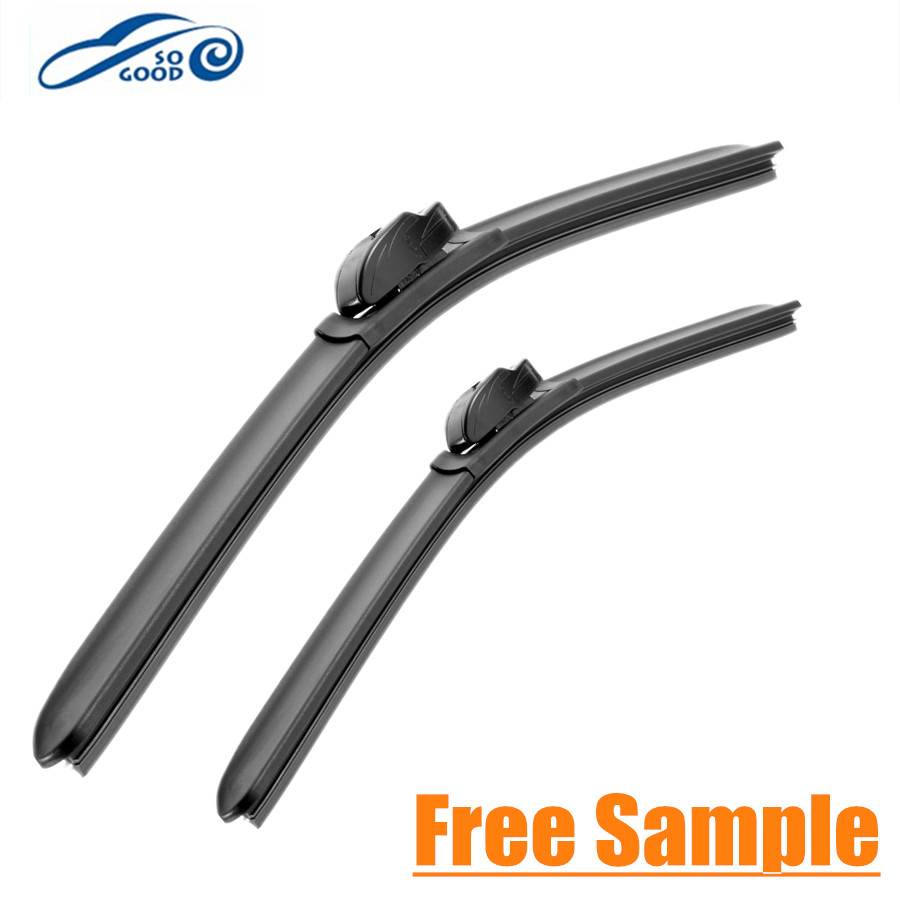 2010 Honda Civic Windshield Wiper size 12'-28' With PVC Spoiler