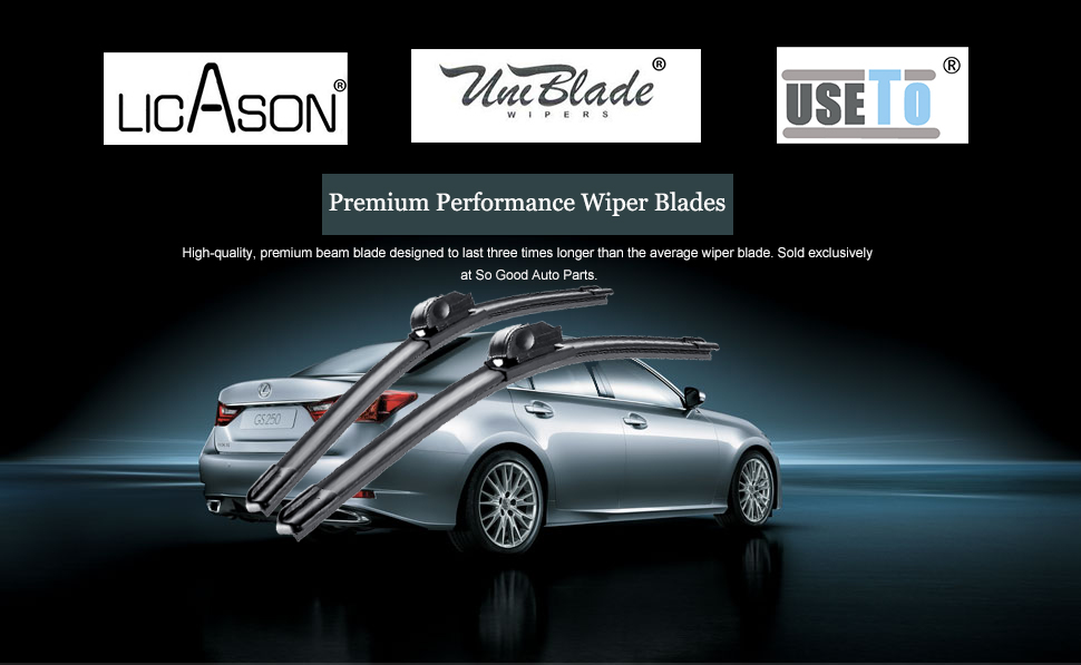 Find the Right Wiper Blades for Your Ride
